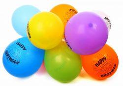 Specielle anledninger med balloner med navn