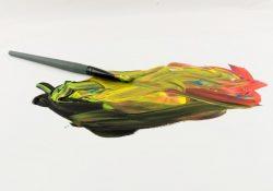 Mal fantastiske kunstværker med oliemaling